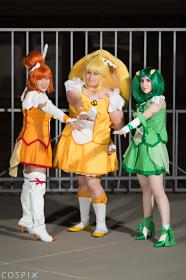Cure Sunny from Smile Precure!