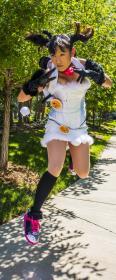 Ling Xiaoyu from Tekken 5
