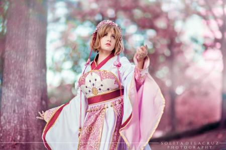Sakura from Tsubasa: Reservoir Chronicle worn by Khamomeal Tea