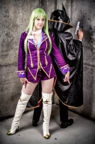 C.C. from Code Geass worn by Khamomeal Tea