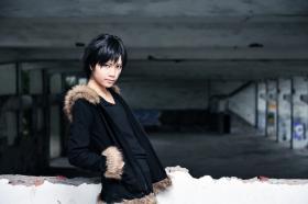 Izaya Orihara from Durarara!! worn by Jermany