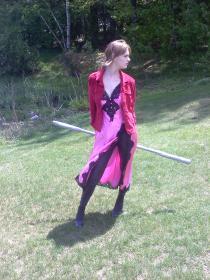 Aeris / Aerith Gainsborough from Final Fantasy VII worn by FE Korika