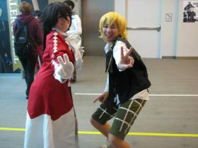 Oz Vessalius from Pandora Hearts worn by Kris10