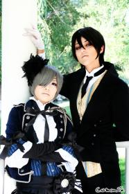 Sebastian Michaelis from Black Butler worn by Cosmmix