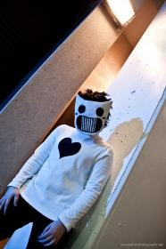 Zacharie from Off worn by rustypolished