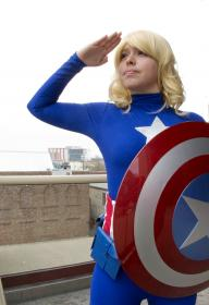 American Dream from Marvel Comics worn by chibibotan
