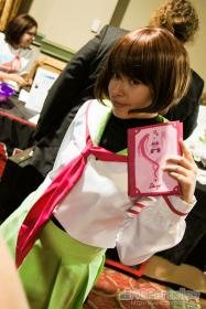 Ringo Oginome from Mawaru Penguindrum worn by chibibotan