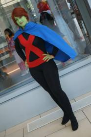 Miss Martian / M'gann M'orzz / Megan Morse from Young Justice worn by Stephbot