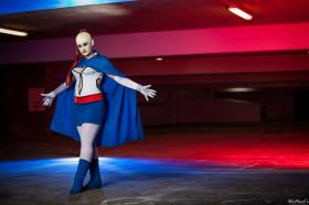 Miss Martian from Teen Titans worn by Stephbot