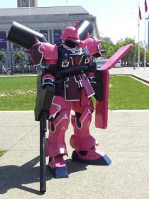 Geara Zulu from Mobile Suit Gundam Unicorn