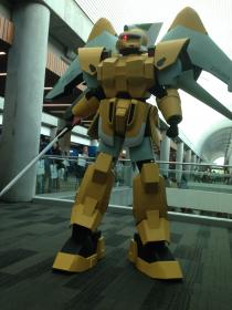 Mobile Ginn  from Mobile Suit Gundam Seed