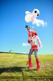 Perona from One Piece