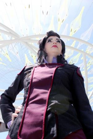 Asami Sato from Legend of Korra, The worn by Zephyr Makes Things