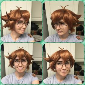 Pidge Gunderson / Katie Holt from Voltron: Legendary Defender worn by Zephyr Makes Things