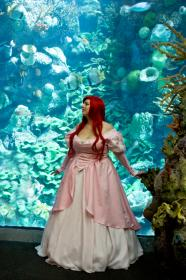 Ariel from Little Mermaid worn by Rista-chan