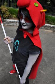 Terezi Pyrope from MS Paint Adventures / Homestuck worn by megenzeee