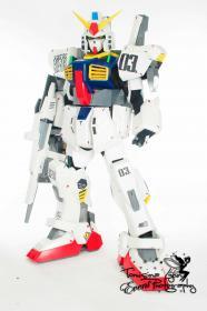 RX-178 Gundam Mk-II from Mobile Suit Zeta Gundam