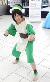Toph Bei Fong from Avatar: The Last Airbender worn by Jade Song