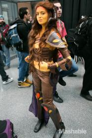 Wrathia Bellarmina from Ava's Demon worn by Liebs