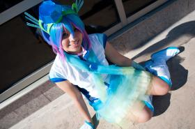 Aoki Lapis from Vocaloid 3 worn by Starry Akari