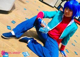 Aichi Sendou from Cardfight!! Vanguard worn by Starry Akari