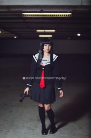 Enma Ai from Jigoku Shoujo