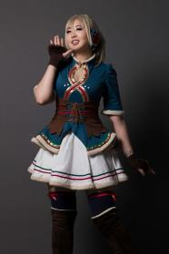 Eli Ayase from Love Live! worn by Coffee-Cat Cosplay