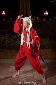 Inuyasha from Inuyasha worn by Coffee-Cat Cosplay
