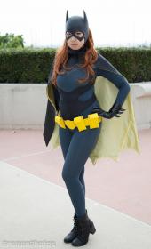 Batgirl from Young Justice worn by Coffee-Cat Cosplay
