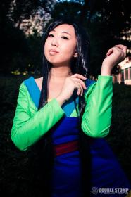 Mulan from Mulan worn by Coffee-Cat Cosplay