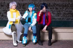 Aoba Seragaki from DRAMAtical Murder worn by Coffee-Cat Cosplay