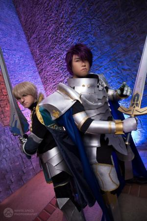 Lancelot from Fate/Grand Order worn by DeKlein