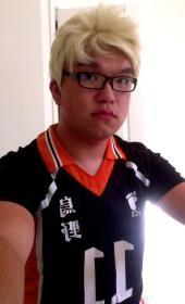 Tsukishima Kei from Haikyuu!!