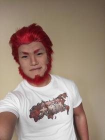 Iskandar the Great (Rider) from Fate/Zero worn by DeKlein