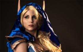 Lady Sylvanas Windrunner from World of Warcraft worn by ShatteredStitch