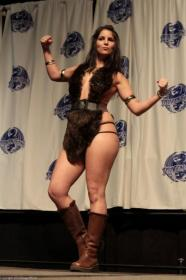 Belit from Conan the Barbarian worn by ShatteredStitch