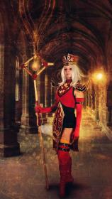 High Inquisitor Whitemane from World of Warcraft worn by ShatteredStitch