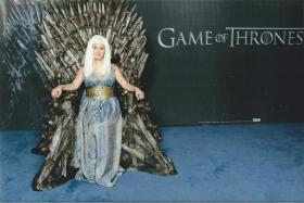 Daenerys Stormborn of House Targeryen from Game of Thrones worn by AngelicLuka