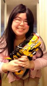 Amy Yuuzuki from Zyuden Sentai Kyoryuger worn by xKiYoMiNaTiONx
