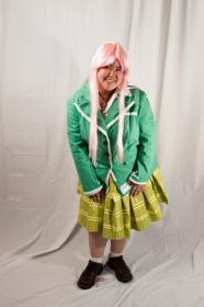 Moka Akashiya from Rosario + Vampire worn by xKiYoMiNaTiONx