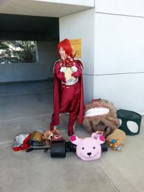 Anna from Fire Emblem: Awakening worn by Tawny Owl
