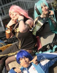 Megurine Luka from Vocaloid 2 worn by Torihime