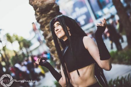 Envy from FullMetal Alchemist: Brotherhood worn by konekoanni