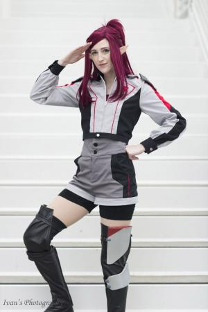 Mirage Fallyna Jenius from Macross Delta worn by konekoanni