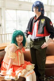Alto Saotome from Macross Frontier worn by konekoanni