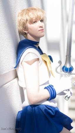 Sailor Uranus (Sailor Moon Crystal)  by konekoanni