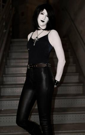 Death from Sandman by konekoanni