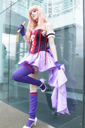 Sheryl Nome from Macross Frontier worn by konekoanni