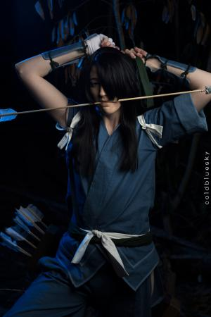 Nasu no Yoichi from Drifters worn by konekoanni