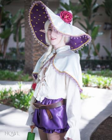 Taako from The Adventure Zone worn by konekoanni